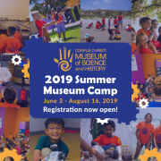 2019 Summer Museum Camp