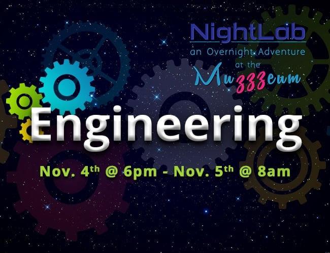Boy Scouts Overnight – Engineering