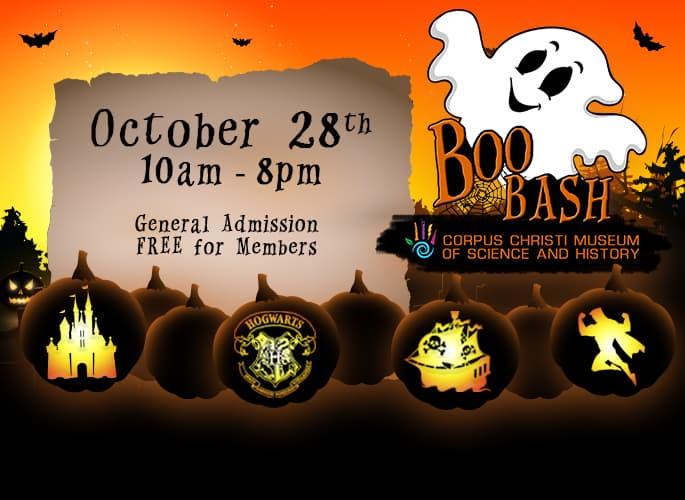 Boo Bash Halloween Event