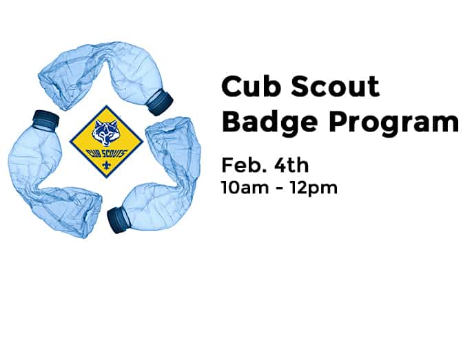 Cub Scout Badge Program – Recycled Engineering