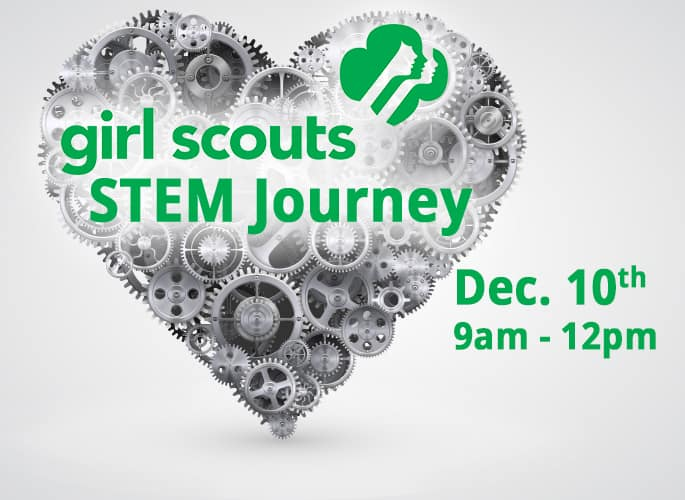 Girl Scout STEM Journey – Mechanical Engineering