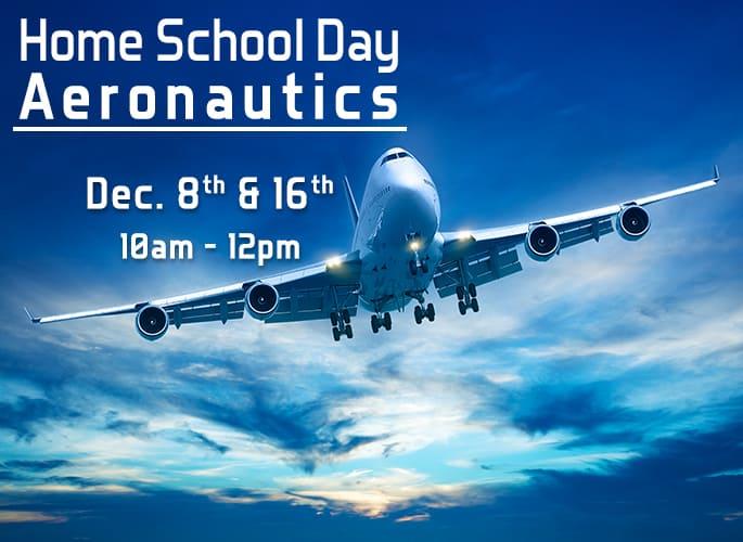 Home School Day – Aeronautics