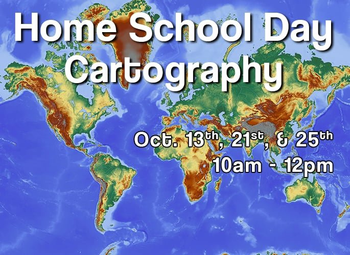 Home School Day – Cartography