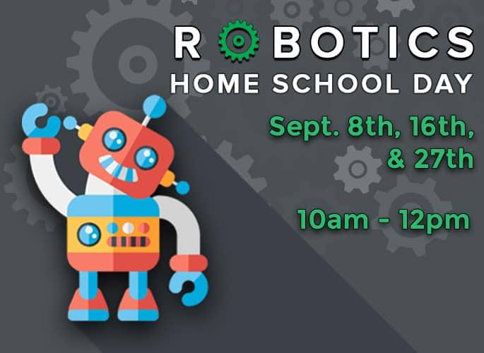 Home School Day – Robotics