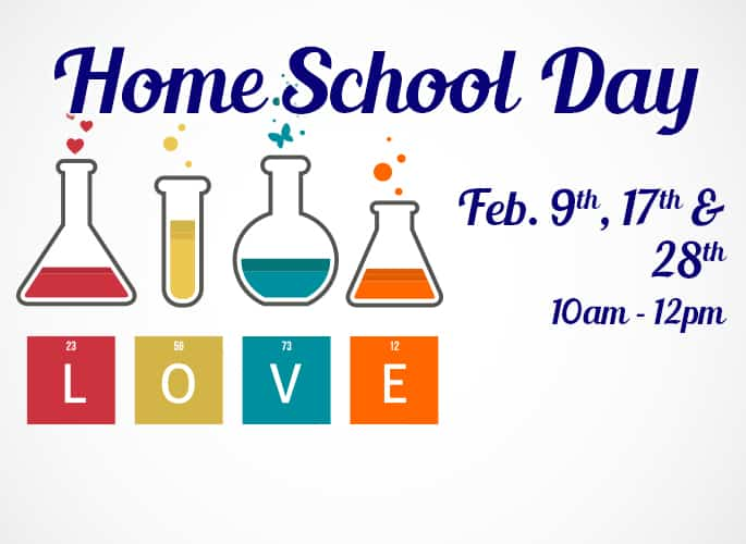 Home School Day – Science of Love