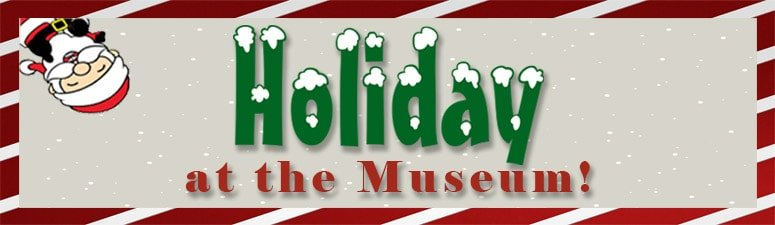 Holiday at the Museum top image