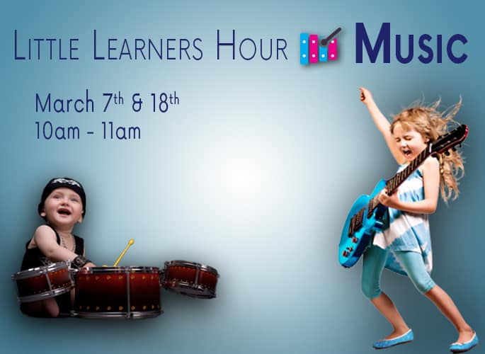 Little Learners Hour – Music