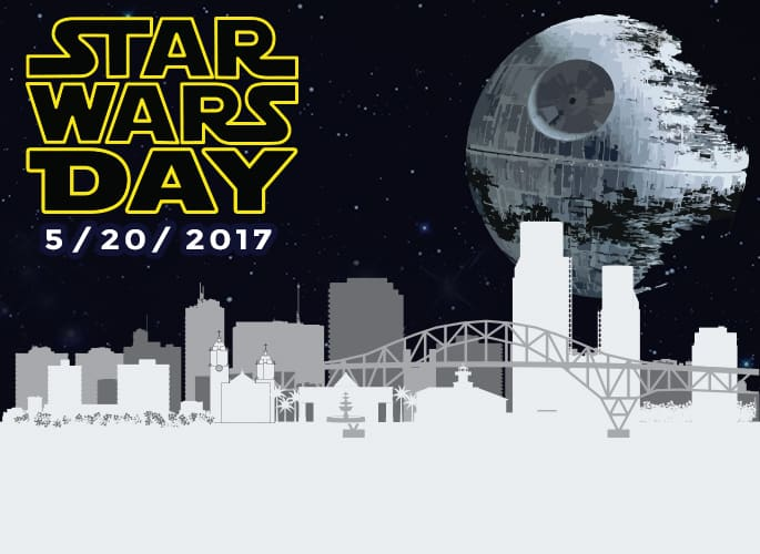 Star Wars Day at the Museum