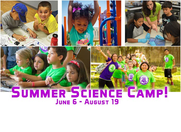 Summer Science Camp 2016