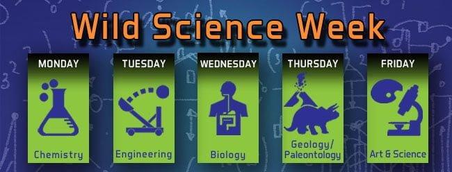 Wild Science Week top image