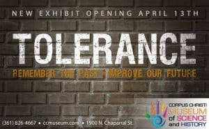 tolerance flyer